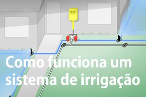 Como funciona um sistema de irrigação